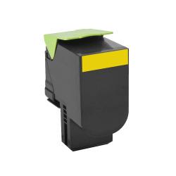 Lexmark - LEXMARK C540 Sarı Muadil Toner