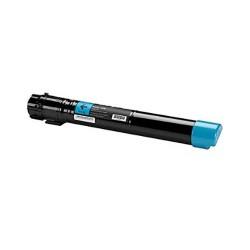 Lexmark - Lexmark C950 / C952 / C954 (C950X2KG) Muadil Mavi Toner