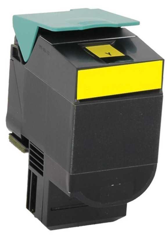 Lexmark CS310-70C8HY0 Sarı Muadil Toner