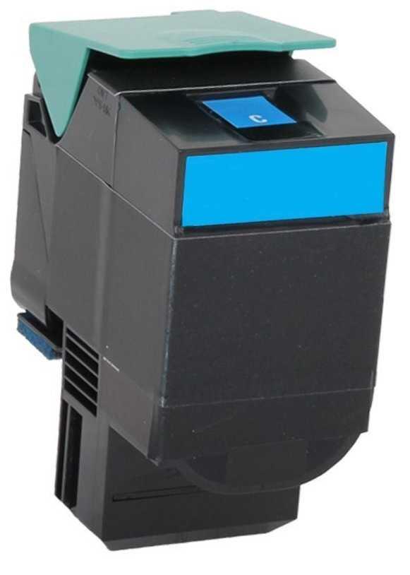 Lexmark CS310-70C8HC0 Mavi Muadil Toner