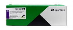Lexmark - Lexmark CS820 Yüksek Kapasite Siyah Orjinal Toner 72K5XK0