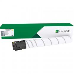 Lexmark - Lexmark CS921 Sarı Orjinal Toner 76C00Y0