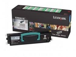Lexmark - LEXMARK E250D-DN-E350D-DN 3500 (E250A11E) ORJINAL SİYAH TONER
