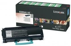 Lexmark - LEXMARK E260-E360 (E260A11E) ORJINAL SİYAH TONER
