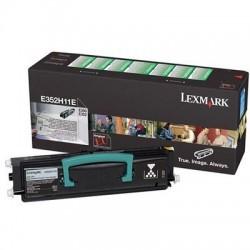 Lexmark - LEXMARK E350D-E352DN (E352H11E) ORJINAL SİYAH TONER