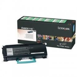 Lexmark - LEXMARK E460DN (E460X11E) ORJINAL SİYAH TONER 15K