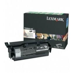 Lexmark - LEXMARK T650-T652-T654 (T650A11E) ORJINAL SİYAH TONER 7K