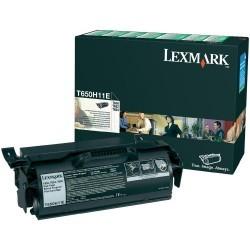 Lexmark - LEXMARK T650 T650H31E ORJINAL SİYAH TONER