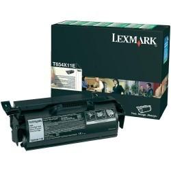 Lexmark - LEXMARK T654 (T654X11E) ORJINAL SİYAH TONER 36K