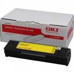 OKI - OKI FAX 170 (01290801) ORJİNAL SİYAH TONER
