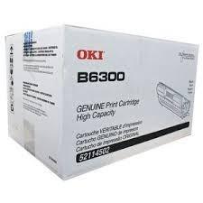 OKI - OKI B6300 (09004079) ORJİNAL SİYAH TONER