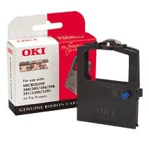 OKI - OKI 380-390-391 Şerit (01108702)