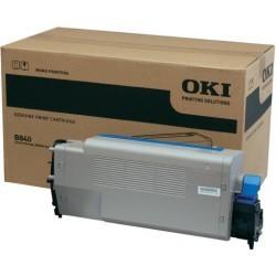 OKI - OKI B840 (44661802) ORJİNAL SİYAH TONER