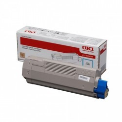 OKI - OKI MC770 / MC780 (45396203) ORJİNAL MAVİ TONER