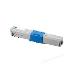 OKI - OKI C310/C330 Mavi Muadil Toner