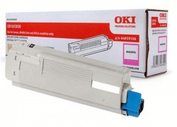 OKI - OKI C810/C830 (44059118) ORJİNAL KIRMIZI TONER