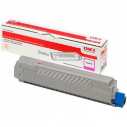 OKI - OKI Toner Kırmızı C332/MC363 -1500 Sayfa (46508738)