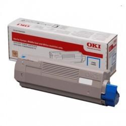 OKI - OKI Toner Mavi C332/MC363 -3000 Sayfa (46508735)