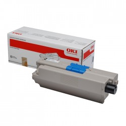 OKI - OKI Toner Siyah C332/MC363 -1500 Sayfa (46508740)