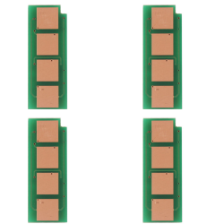 Pantum - Pantum Chip PA-210 P2500 M6500 M6600 4 ADET