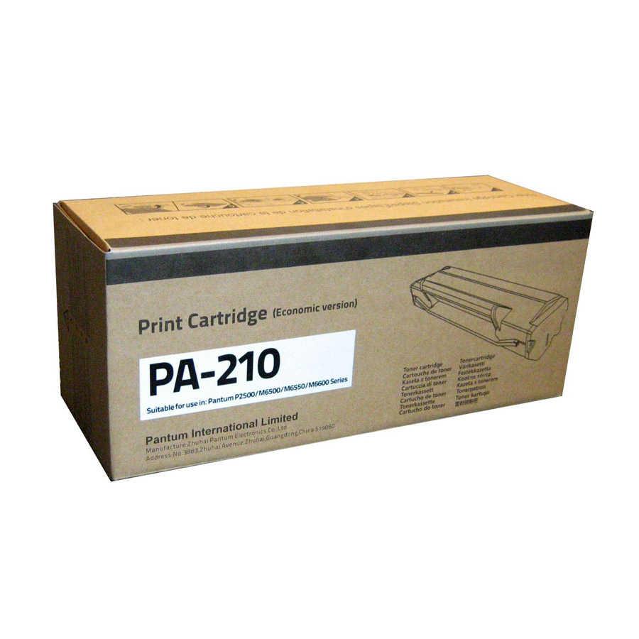 Pantum P2500 Orjinal Toner PA-210