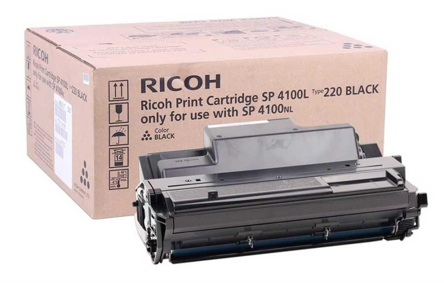 Ricoh SP-4100N Orjinal Toner