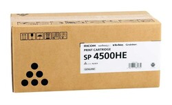 Ricoh - Ricoh SP-4500HE Yüksek Kapasiteli Orjinal Toner