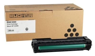 Ricoh SP-C220 Siyah Orjinal Toner