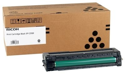 Ricoh SP-C250 Mavi Orjinal Toner