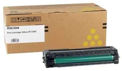 Ricoh SP-C250 Sarı Orjinal Toner