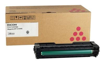Ricoh SP-C310 Kırmızı Yüksek Kapasiteli Orjinal Toner