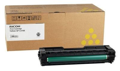 Ricoh SP-C310 Sarı Yüksek Kapasiteli Orjinal Toner