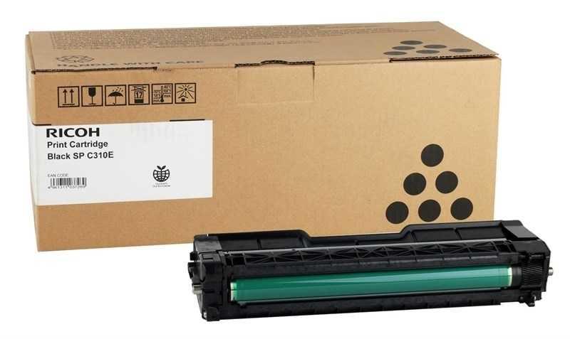 Ricoh SP-C310 Siyah Orjinal Toner