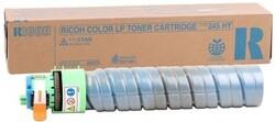 Ricoh - Ricoh SP-C410 Mavi Yüksek Kapasiteli Orjinal Toner