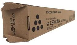 Ricoh - Ricoh SP-C830 Siyah Orjinal Toner