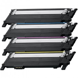 Samsung - Samsung C460W Muadil Toner Seti Tüm Renkler