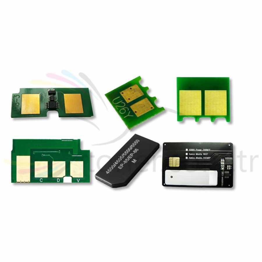Samsung CLP-300 Sarı Toner Çipi