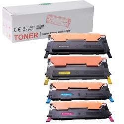 Samsung - Samsung CLP-310 Muadil Toner Seti CLT-409S