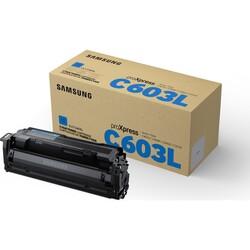 Samsung - Samsung CLT-C603L Mavi Orijinal Toner