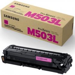 Samsung - SAMSUNG CLT-M503L KIRMIZI ORJİNAL TONER