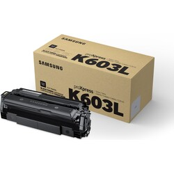 Samsung - Samsung CLT-K603L Siyah Orijinal Toner