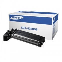 Samsung - SAMSUNG SCX-6320D8 ORJINAL SİYAH TONER