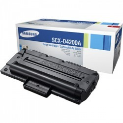 Samsung - SAMSUNG SCX-D4200A ORJINAL SİYAH TONER