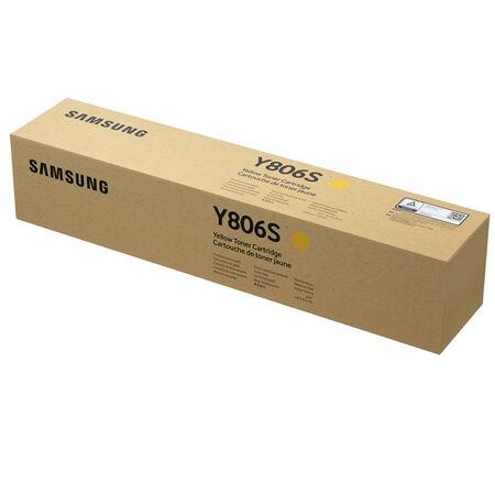 Samsung X7400 CLT-K806S Sarı Orjinal Toner SS730A
