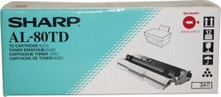 SHARP - Sharp AL-80TD Orjinal Toner