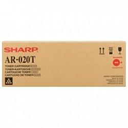 SHARP - SHARP AR-020LT ORJ. SİYAH TONER