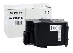 SHARP - Sharp MX-C30GTBA Orjinal Siyah Toner