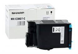 SHARP - Sharp MX-C30GTCA Orjinal Mavi Toner