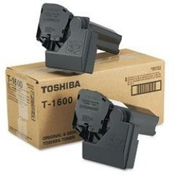 TOSHIBA - TOSHIBA T1600D ORJİNAL SİYAH TONER