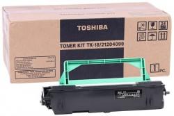 TOSHIBA - Toshiba TK18 Orjinal Fax Toner